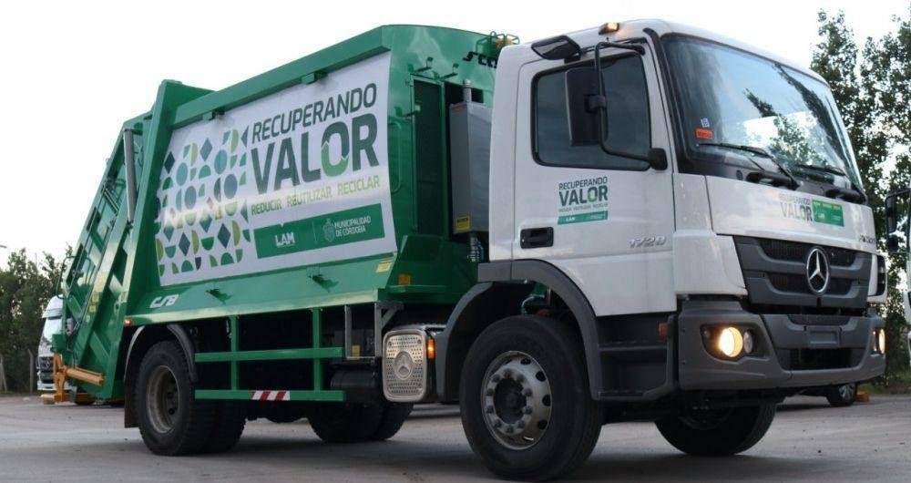 Servicios en feriado: no habrá recolección de basura este martes en la capital