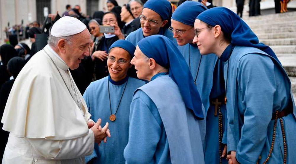 Exhortación Christus vivit: El Papa invita a los jóvenes a plantearse la vida religiosa