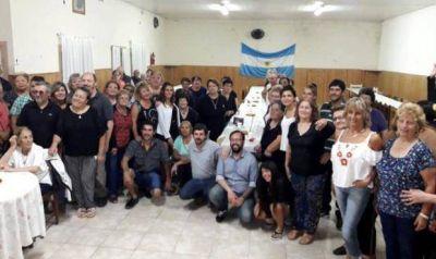 Adultos mayores de Quequén participaron de un encuentro municipal