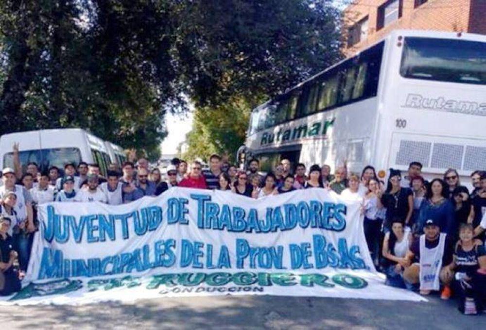 """Marcelo Cardoso: """"Cuando la Juventud se pone en marcha el cambio es inevitable"""""""