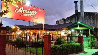 Cerró el restaurant Amigos
