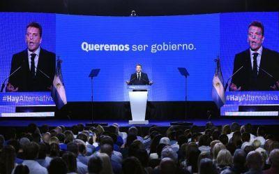 """Massa ratificó su rumbo presidencial: """"Estoy preparado para servir y defender a mi país"""""""