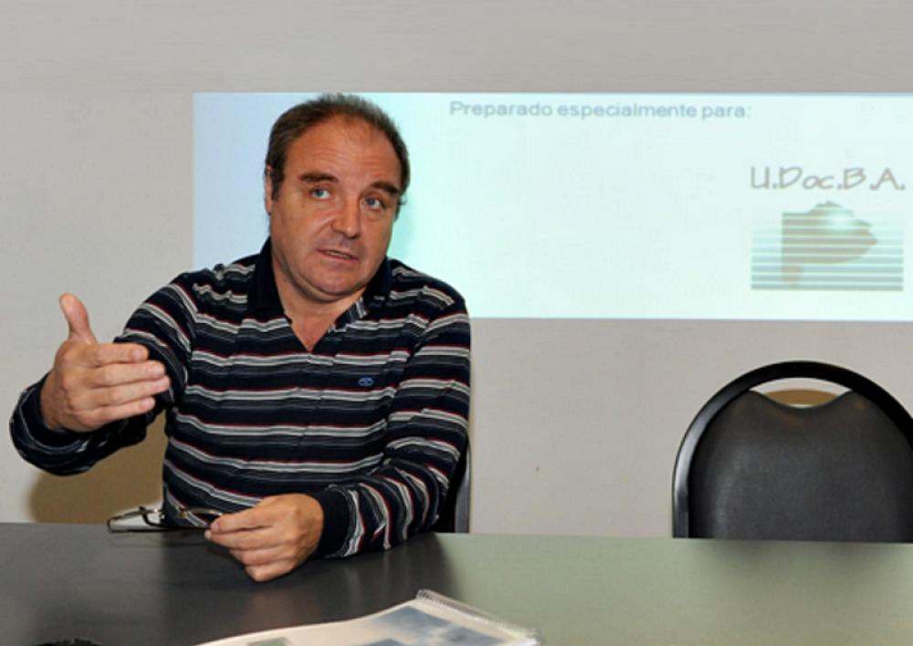 Miguel Díaz anticipó que el paro docente