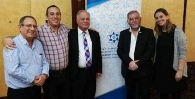 La Organización Sionista Mundial realizó el encuentro de rabinos ortodoxos de todo el país