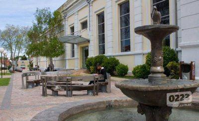 Arroyo quiere cederle la Plaza del Agua al Espacio Clarin