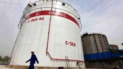 """Sinopec se comprometió públicamente a que no haya baja de Trabajadores"""