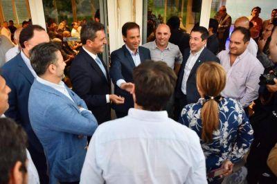 Intendentes del PJ y Massa limaron asperezas, en un encuentro que genera expectativas de unidad