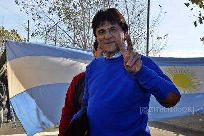 El Chinchu vuelve: Desde Roque Pérez, Gasparini se recupera y va por la reelección