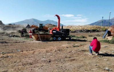 Amparo por el basural de Bariloche: falta una pericia técnica