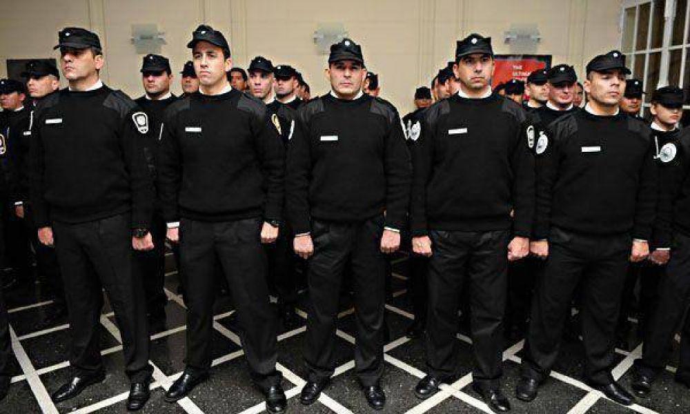 Renunció el rector de la academia de la policía metropolitana