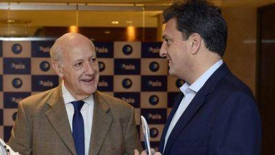 La negociación con el kirchnerismo, el motivo que explica la tensión política entre Sergio Massa y Roberto Lavagna