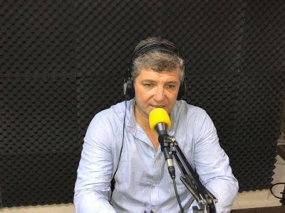 """Pedro Barbieri: """"Darle tranquilidad a la sociedad de Necochea"""""""