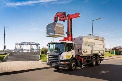 1.139 vehículos y 3.100 recolectores: cómo funciona la limpieza en la Ciudad