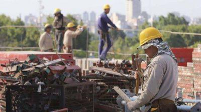 Indec: la industria cayó 8,5% interanual en febrero y la construcción un 5,3%