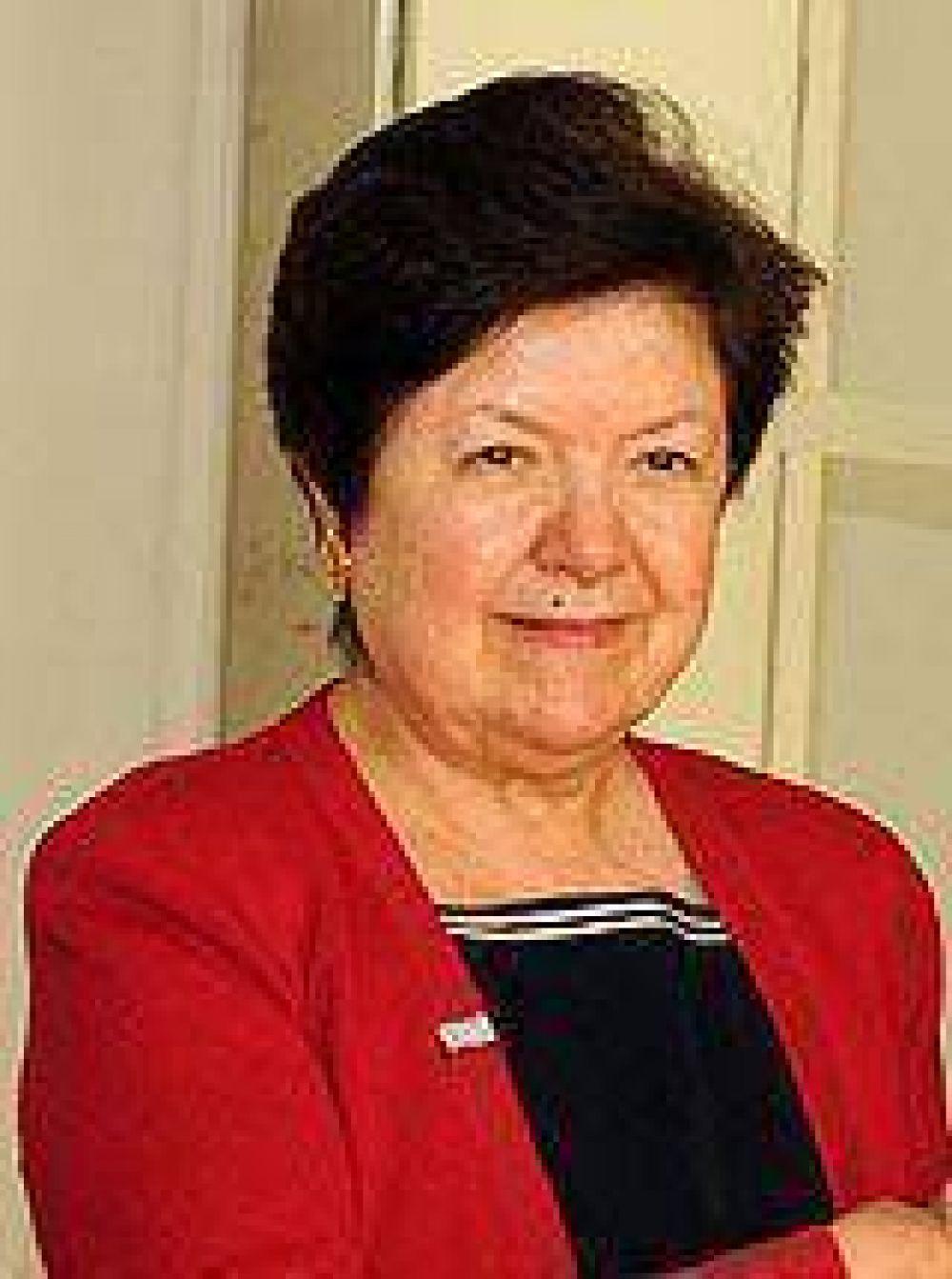 """Nueva embajadora de EEUU espera reunirse """"pronto"""" con Cristina"""