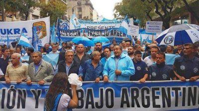 Moyano y aliados presionan a la CGT para definir la fecha del quinto paro general: abril o mayo