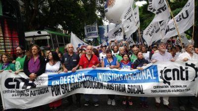 """No queda otro camino que un paro"", aseguró Ricardo Peidro"