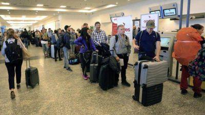 Aeronavegantes anunciaron medidas de fuerza para la semana que viene