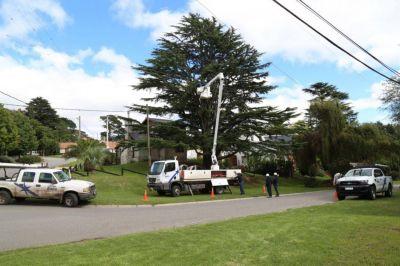 Edea realiza una obra de más de $3 millones en Sierra de los Padres