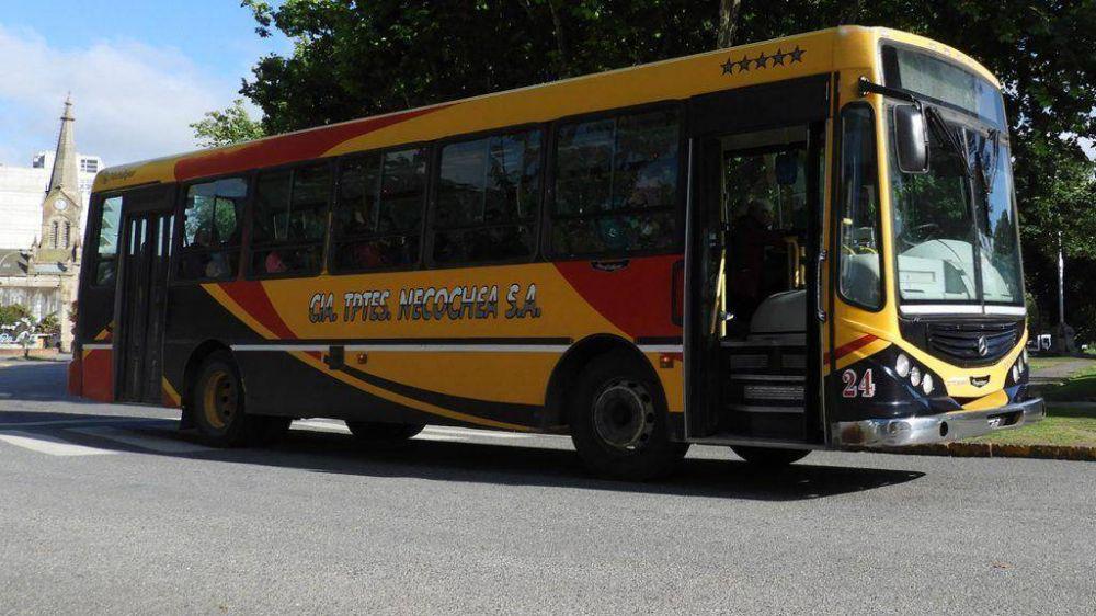 La UTA agudiza la medida de fuerza en el transporte de Necochea y Quequén