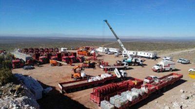 Mendoza comienza la explotación en Malargüe
