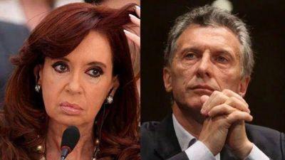 CFK, Macri, el espionaje a la luz del día y una campaña que se define con la nariz tapada