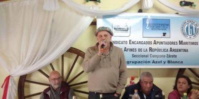 Acusan a gremialista marítimo de negociar sanciones con las empresas para perseguir opositores