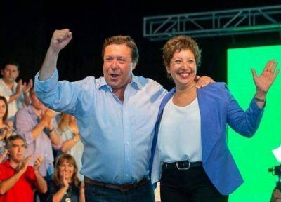 Arabela Carreras es la nueva gobernadora de Rio Negro
