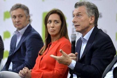 Vidal, frente a la difícil misión de rescatar a Macri