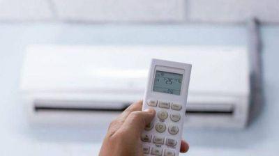 Por la suba de la tarifa de luz se desplomaron los precios de aires acondicionados