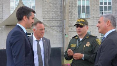Vidal negocia con Massa y podría aprobar la ley de extinción de dominio