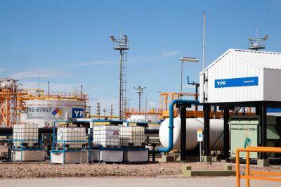 YPF retoma un programa de investigación para buscar reservorios de petróleo en rocas