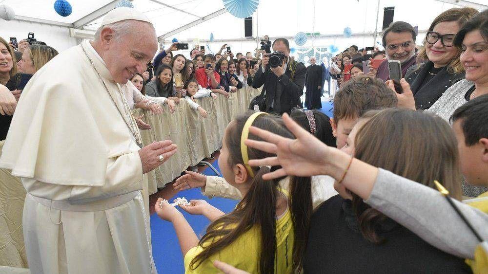 Papa: a Jesús le gusta ver la realidad de nuestro corazón, ser sinceros con Él