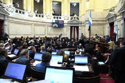 El Senado comienza hoy a discutir la ley de blanqueo laboral