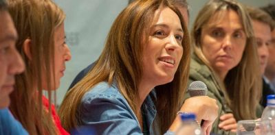 María Eugenia Vidal ordenó una investigación propia para determinar quién la espió