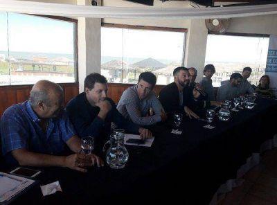 Reapareció Jorge Paredi en un Encuentro de Concejales y dirigentes de peso de la quinta