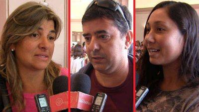 Familia Propietaria: Vecinos ganadores de lotes expresaron su alegría