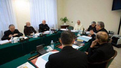 Nueva reunión del Consejo de Cardenales con el Papa