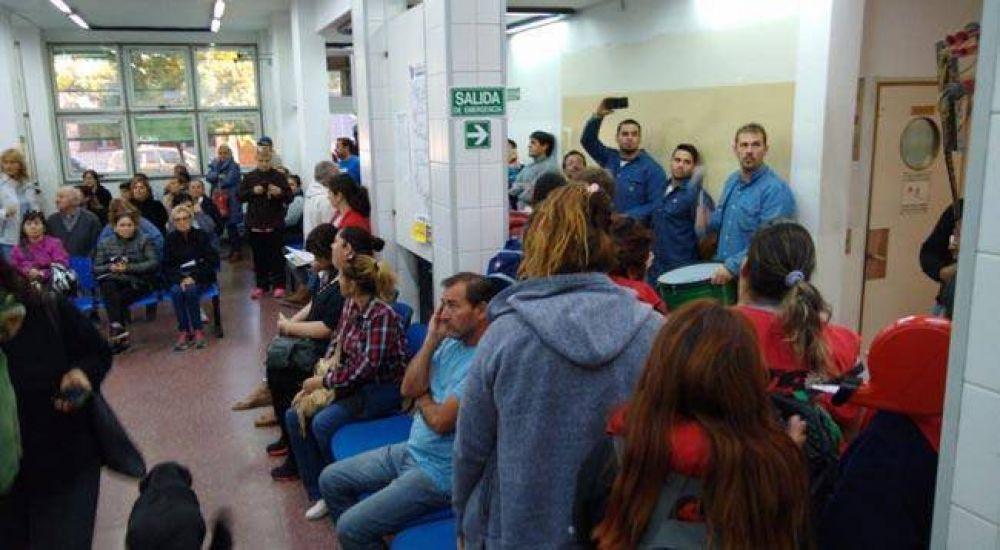 CORPICO: protesta de Luz y Fuerza por el despido de un trabajador