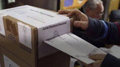Los tandilenses votarán a menos de diez cuadras de su domicilio