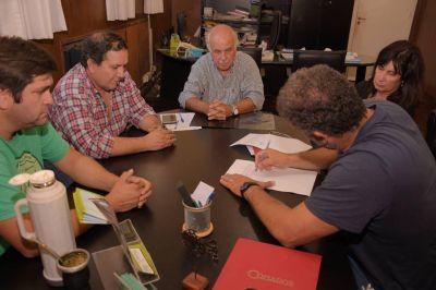 El municipio recuperó terrenos que quedarán a disposición para el sector industrial