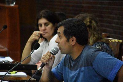 PJ… de cara a las elecciones. Cristian Burgos es el elegido