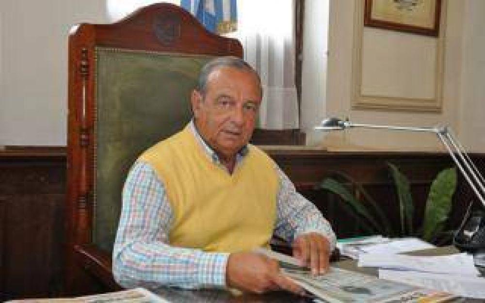 """El intendente de Tres Arroyos definirá si irá por una eventual reelección """"en un par de meses"""""""