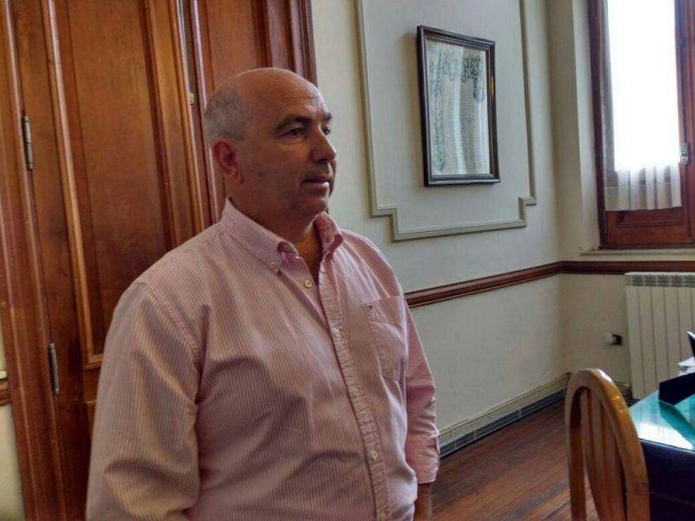 """""""Carlos Sánchez tiene muchas ganas de seguir trabajando por Tres Arroyos"""""""