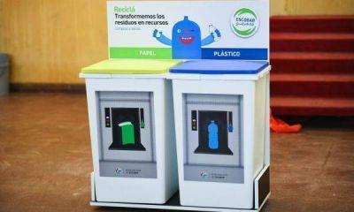 Escobar abrió inscripción para el concurso de reciclado