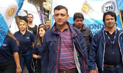 """Fabián Agüero: """"El movimiento obrero debe continuar haciendo marchas y estar unido en rechazo de las políticas del gobierno"""""""