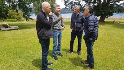 Mauricio Macri convocó a los gobernadores de Cambiemos para consensuar el paquete de medidas económicas