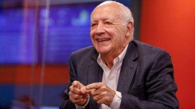 Roberto Lavagna, sobre su candidatura presidencial:
