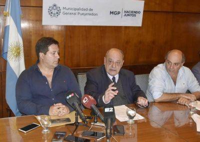 Carlos Arroyo le quitó la concesión del Paseo Hermitage a Florencio Aldrey Iglesias