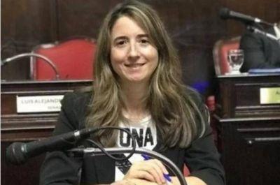Flavia del Monte senadora de Cambiemos acusada de autoentregarse subsidios por $200.000